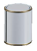 boite fer blanc à couvercle