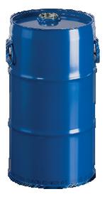 Fût cylindrique à bondes, distribution fût métal