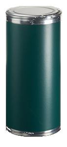 fût Kraft impermabilisé, emballage fibre