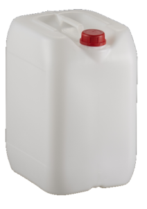 jerrican pour gel hydroalcoolique, jerrycan plastique 25L