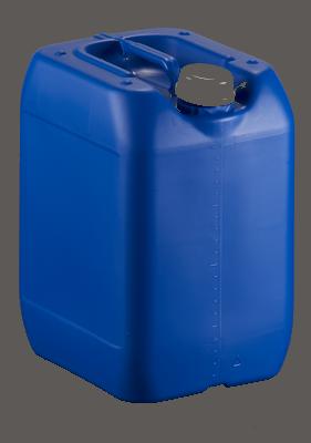 bidon en plastique pour gel hydroalcoolique