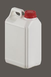 Jerrican non gerbable plastique pour tous types industries